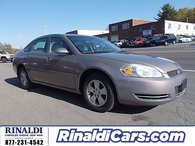 Used 2007 Chevrolet Impala LT For Sale | Shenandoah PA | STK