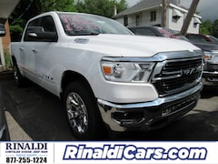 New 2019 Ram 1500 BIG HORN / LONE STAR CREW CAB 4X4 5'7 BOX Crew Cab for sale in Shenandoah, PA