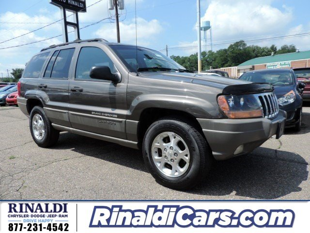 Used 2000 Jeep Grand Cherokee Laredo For Sale | Shenandoah PA | STK: 7F098A