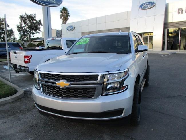 Used 2016 Chevrolet Tahoe LT SUV Stockton Area