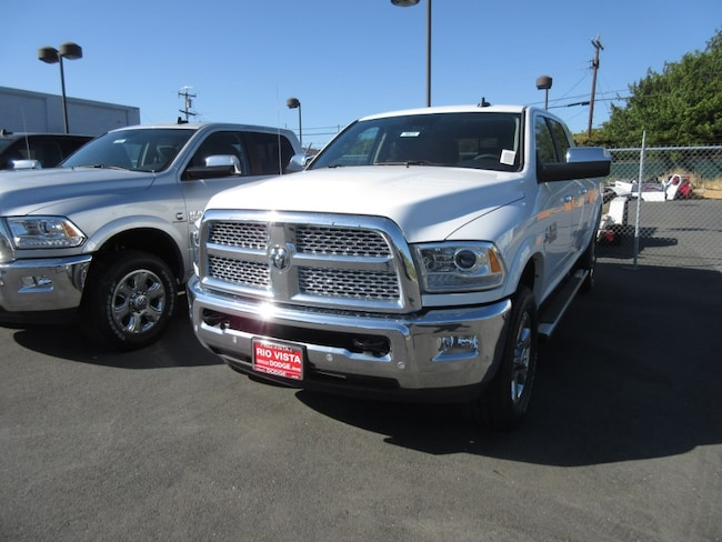 New 2018 Ram 2500 LARAMIE MEGA CAB 4X4 6'4 BOX Mega Cab Stockton Area