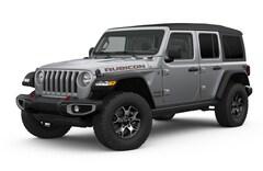 New 2019 Jeep Wrangler UNLIMITED RUBICON 4X4 Sport Utility 1C4HJXFG4KW587834 in Rio Vista, CA