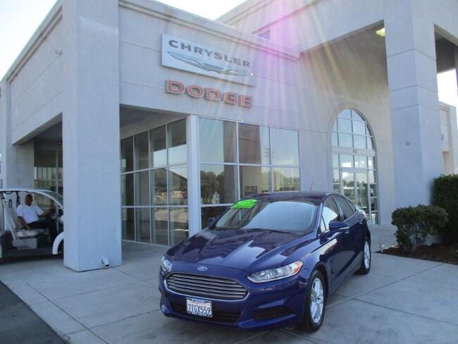 Used 2016 Ford Fusion SE For Sale | Rio Vista CA