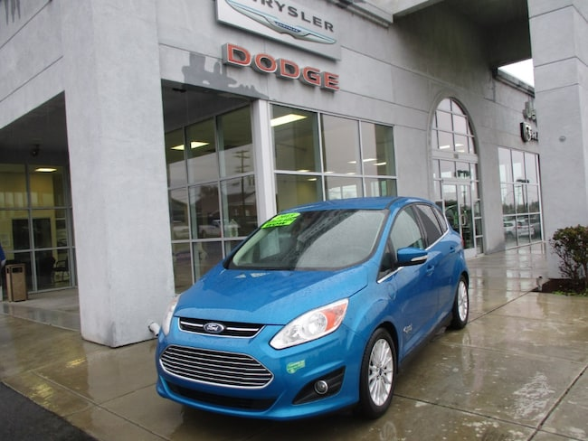 Used 2015 Ford C-Max Energi SEL Hatchback Stockton Area