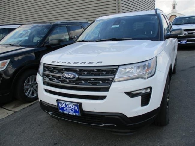 2019 Ford Explorer XLT XLT 4WD