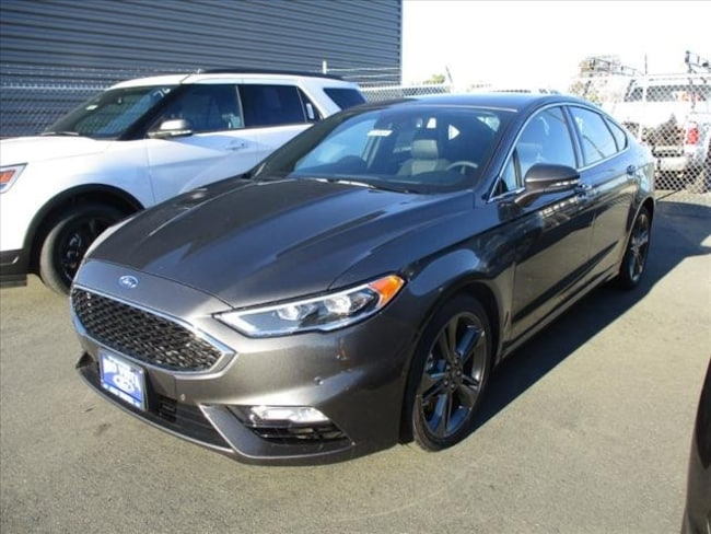2019 Ford Fusion Sport Sport AWD