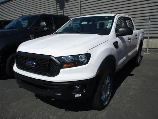 2019 Ford Ranger STX XL 4WD SuperCrew 5 Box