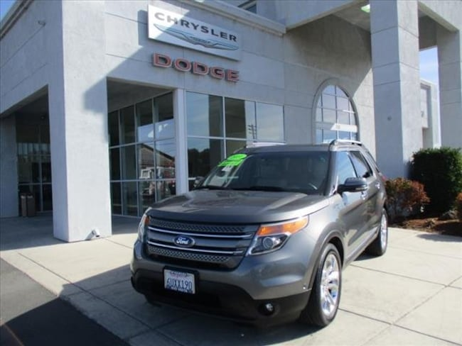 2011 Ford Explorer Limited FWD  Limited