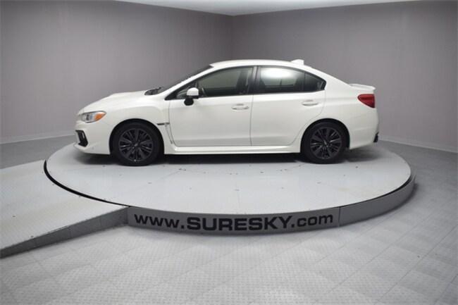 2018 Subaru WRX Base Sedan