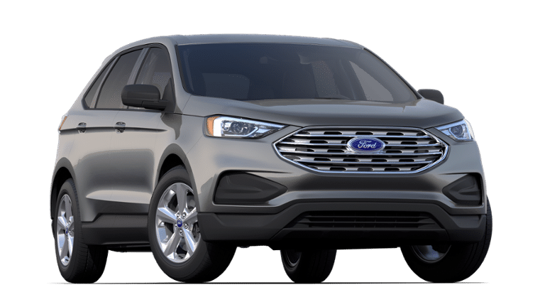 2019 Ford Edge grey