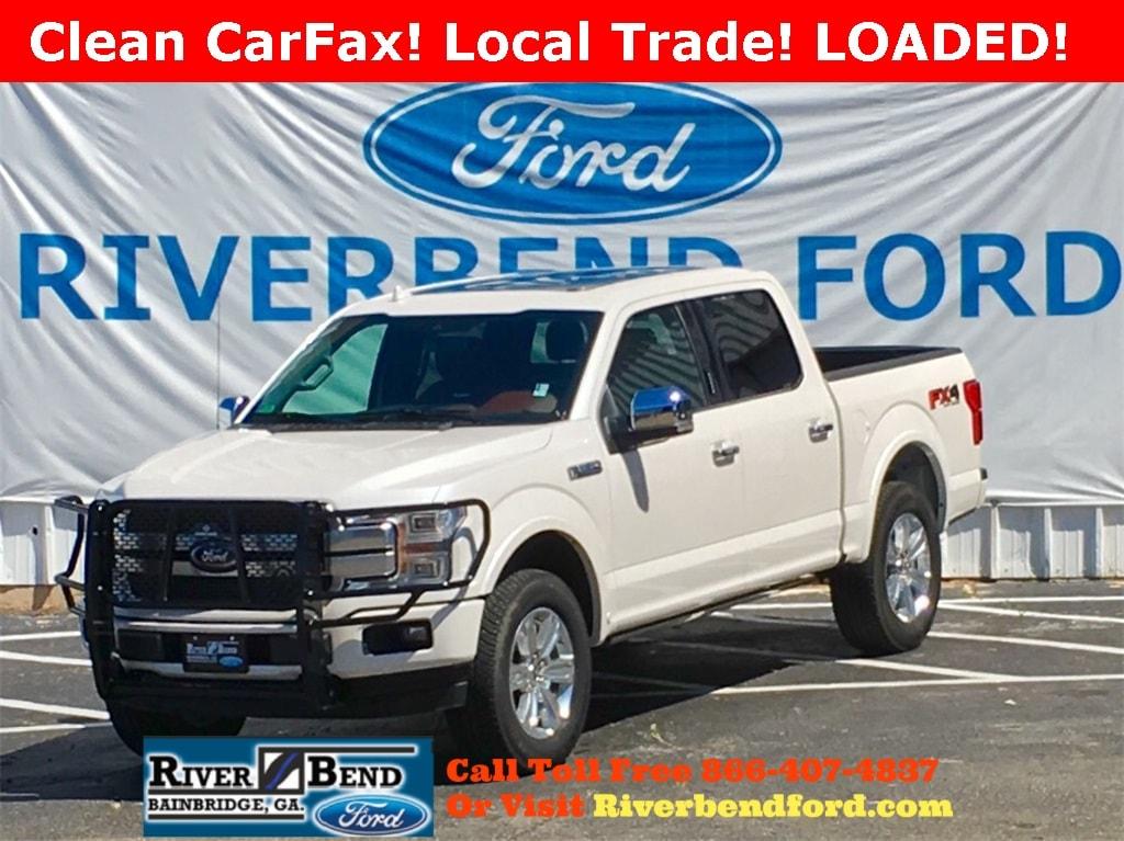 2018 Ford F-150 Platinum Truck