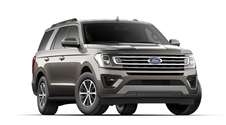 2019 Ford Expedition grey