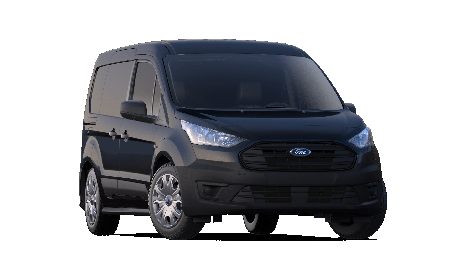 2019 Ford Transit Connect in black