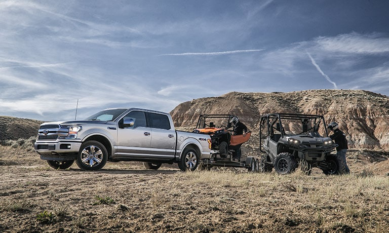 Ford F250 Towing Capacity >> 2019 Ford F 150 Vs F 250 Towing Capacity And Packages Riverbend Ford