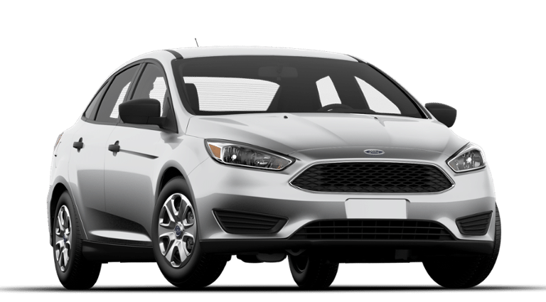 2018 Ford Focus silver
