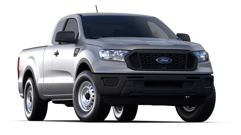 2021 Ford Ranger XL Iconic Silver