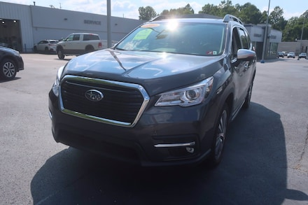 Featured Used 2020 Subaru Ascent Touring 7-Passenger SUV for sale in Huntington, WV