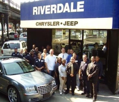 Bronx Car Dealers >> About Riverdale Chrysler Jeep Bronx New York New And Used Car Dealers
