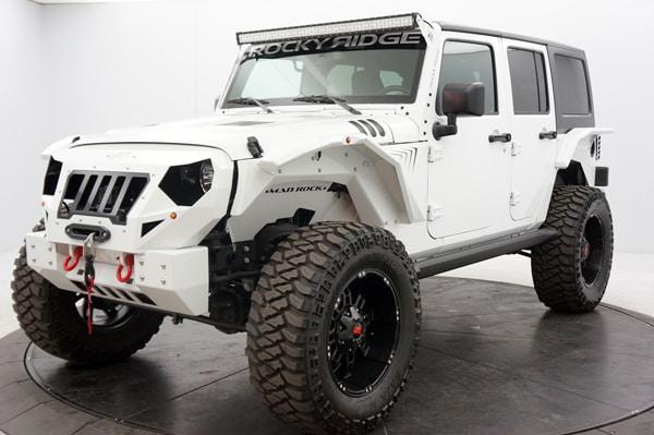 Rocky Ridge Lifted Jeep Wrangler Madrock Riverdale Chrysler Jeep