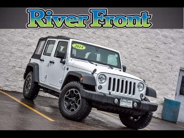 2014 Jeep Wrangler Unlimited Unlimited Sport 4WD SUV