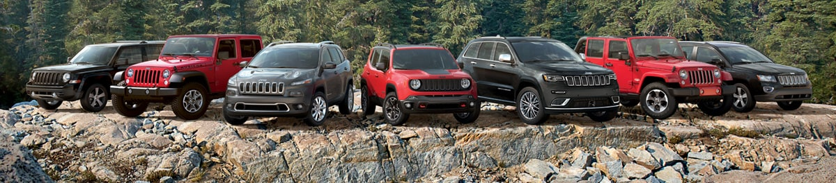 New Jeep Inventory