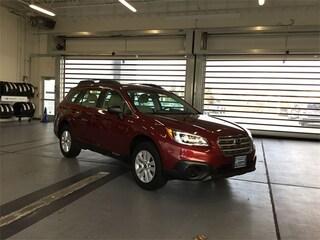 Used 2017 Subaru Outback 2.5i SUV 4S4BSAAC5H3342650 for sale on Long Island at Riverhead Bay Subaru