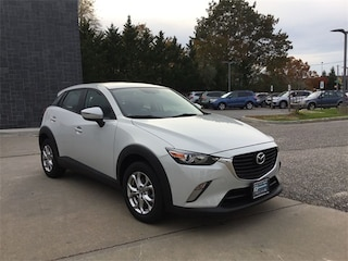 Used 2016 Mazda CX-3 Touring SUV JM1DKFC71G0136672 for sale on Long Island at Riverhead Bay Subaru