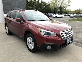 Certified Pre-Owned 2017 Subaru Outback 2.5i SUV dealer on Long Island - inventory