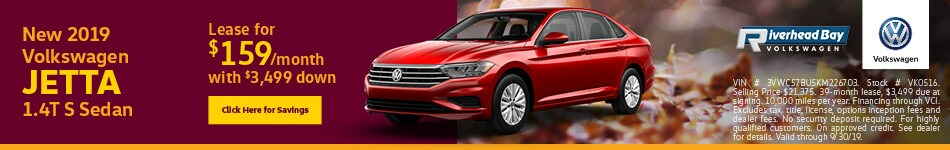2019 Volkswagen Jetta - September