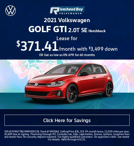 2021 Volkswagen Golf GTI 2.0T SE Hatchback