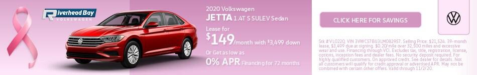 2020 Volkswagen Jetta 1.4T S SULEV Sedan