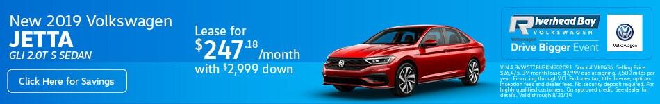 2019 Volkswagen Jetta GLI - August