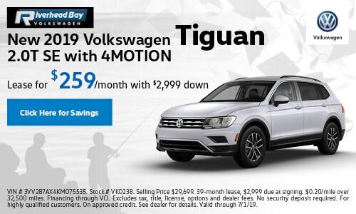 2019 Volkswagen Tiguan - June