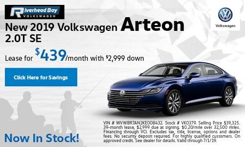 2019 Volkswagen Arteon - June