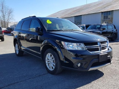 Used 2016 Dodge Journey For Sale at Riverhead Chrysler Dodge Jeep Ram |  VIN: 3C4PDDBGXGT134533