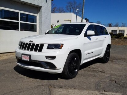 Used 2015 Jeep Grand Cherokee Overland 4x4 in Riverhead, Long Island, NY |  Riverhead Chrysler Dodge Jeep Ram serving Manorville, Patchogue, and