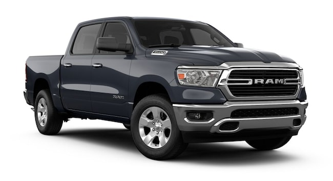 New Inventory 2019 Ram 1500 BIG HORN / LONE STAR CREW CAB 4X4 5'7 BOX Crew Cab for sale in Patchogue