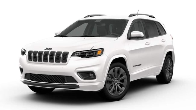 New Inventory 2019 Jeep Cherokee HIGH ALTITUDE 4X4 Sport Utility for sale in Patchogue