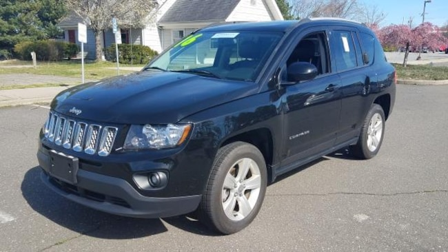 Used Inventory 2016 Jeep Compass Latitude 4x4 SUV for sale in Patchogue