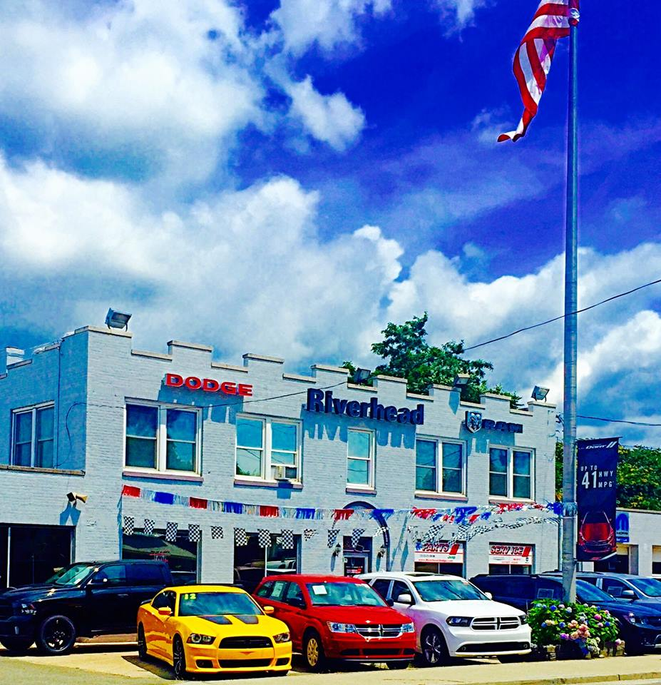 New Ford And Used Car Dealer In Riverhead Ny Serving: Long Island New Dodge, RAM & Used