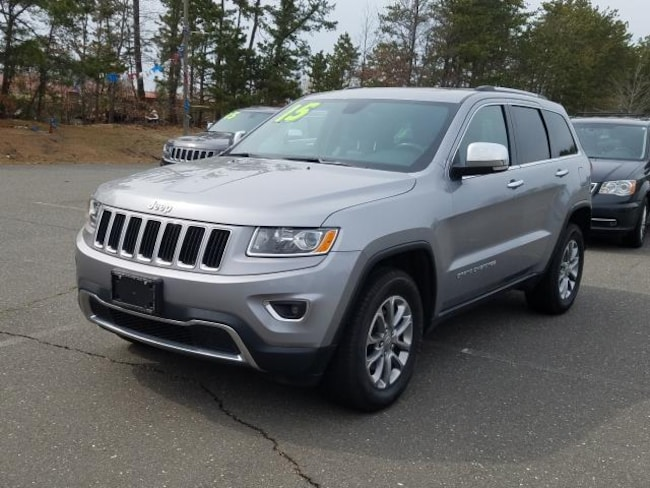 Used Inventory 2015 Jeep Grand Cherokee Limited 4x4 SUV for sale in Patchogue