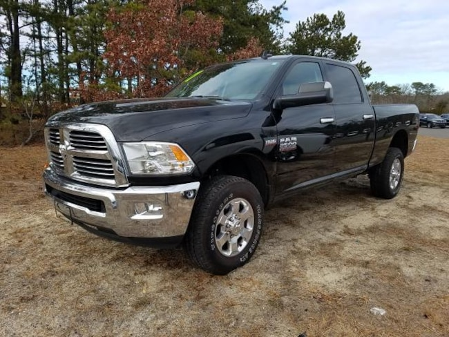 Used Inventory 2017 Ram 2500 SLT Truck Crew Cab for sale in Patchogue