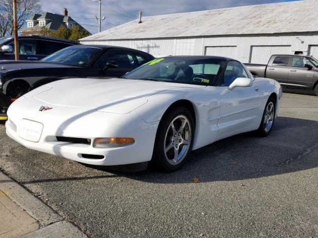 Used Inventory 2004 Chevrolet Corvette Base Coupe for sale in Patchogue