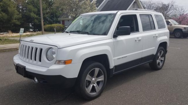 Used Inventory 2016 Jeep Patriot Latitude SUV for sale in Patchogue