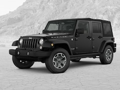 New 2018 Jeep Wrangler Unlimited WRANGLER JK UNLIMITED RUBICON 4X4 Sport Utility in Riverhead NY
