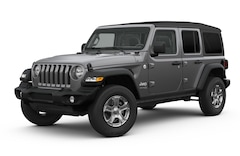 New 2019 Jeep Wrangler Unlimited SPORT S 4X4 Sport Utility in Riverhead NY