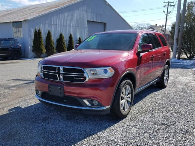 Used Inventory 2015 Dodge Durango Limited SUV for sale in Patchogue