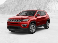 New 2018 Jeep Compass LATITUDE 4X4 Sport Utility in Riverhead NY
