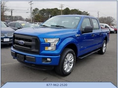 2016 Ford F-150 XL Crew Cab Short Bed Truck 1FTEW1EP6GFC46252 for sale in Riverhead at Riverhead Ford