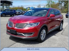 Certified Pre-Owned 2016 Lincoln MKX Select SUV 2LMTJ8KR5GBL35607 for sale in Riverhead